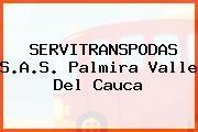 SERVITRANSPODAS S.A.S. Palmira Valle Del Cauca