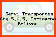 Servi-Transportes Ctg S.A.S. Cartagena Bolívar