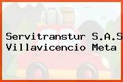 Servitranstur S.A.S Villavicencio Meta