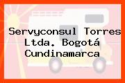 Servyconsul Torres Ltda. Bogotá Cundinamarca