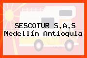 SESCOTUR S.A.S Medellín Antioquia