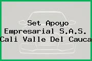 Set Apoyo Empresarial S.A.S. Cali Valle Del Cauca