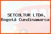 SETCOLTUR LTDA. Bogotá Cundinamarca