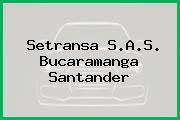 Setransa S.A.S. Bucaramanga Santander