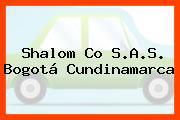 Shalom Co S.A.S. Bogotá Cundinamarca
