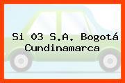 Si 03 S.A. Bogotá Cundinamarca