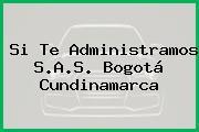 Si Te Administramos S.A.S. Bogotá Cundinamarca