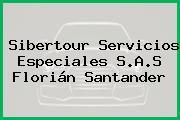 Sibertour Servicios Especiales S.A.S Florián Santander