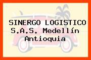 SINERGO LOGISTICO S.A.S. Medellín Antioquia