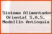 Sistema Alimentador Oriental S.A.S. Medellín Antioquia
