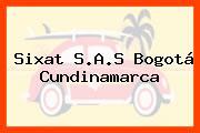 Sixat S.A.S Bogotá Cundinamarca