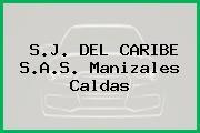 S.J. DEL CARIBE S.A.S. Manizales Caldas