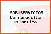 SOBUSERVICIOS Barranquilla Atlántico