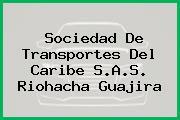 Sociedad De Transportes Del Caribe S.A.S. Riohacha Guajira