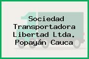 Sociedad Transportadora Libertad Ltda. Popayán Cauca