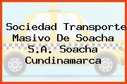 Sociedad Transporte Masivo De Soacha S.A. Soacha Cundinamarca