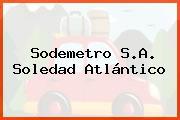 Sodemetro S.A. Soledad Atlántico
