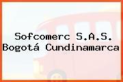 Sofcomerc S.A.S. Bogotá Cundinamarca