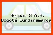 Solpas S.A.S. Bogotá Cundinamarca