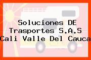 Soluciones DE Trasportes S.A.S Cali Valle Del Cauca