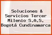 Soluciones & Servicios Tercer Milenio S.A.S. Bogotá Cundinamarca