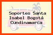 Soportes Santa Isabel Bogotá Cundinamarca