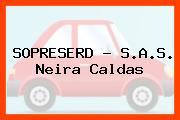Sopreserd - S.A.S. Neira Caldas