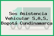 Sos Asistencia Vehicular S.A.S. Bogotá Cundinamarca