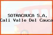 SOTRACAUCA S.A. Cali Valle Del Cauca