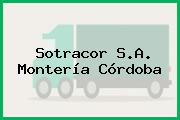Sotracor S.A. Montería Córdoba