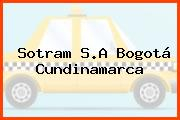 Sotram S.A Bogotá Cundinamarca