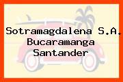 Sotramagdalena S.A. Bucaramanga Santander