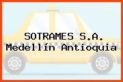 SOTRAMES S.A. Medellín Antioquia