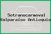 Sotranscarmoval Valparaíso Antioquia