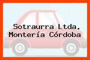 Sotraurra Ltda. Montería Córdoba