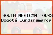 SOUTH MERICAN TOURS Bogotá Cundinamarca