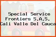Special Service Frontiers S.A.S. Cali Valle Del Cauca