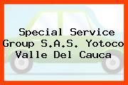 Special Service Group S.A.S. Yotoco Valle Del Cauca