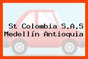 St Colombia S.A.S Medellín Antioquia