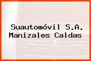 Suautomóvil S.A. Manizales Caldas
