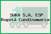 SUKA S.A. ESP Bogotá Cundinamarca