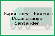 Superservi Express Bucaramanga Santander