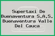 Supertaxi De Buenaventura S.A.S. Buenaventura Valle Del Cauca