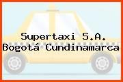 Supertaxi S.A. Bogotá Cundinamarca
