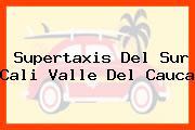 Supertaxis Del Sur Cali Valle Del Cauca