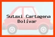 Sutaxi Cartagena Bolívar