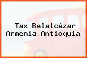 Tax Belalcázar Armenia Antioquia