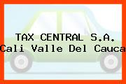 TAX CENTRAL S.A. Cali Valle Del Cauca