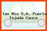 Tax Mio S.A. Puerto Tejada Cauca