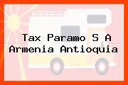 Tax Paramo S A Armenia Antioquia